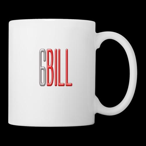 logo 6bill 3 png - Mug blanc