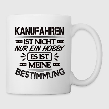 Lustige Kanut Kanu Kajak Club Tasse Geschenk Cool - Tasse