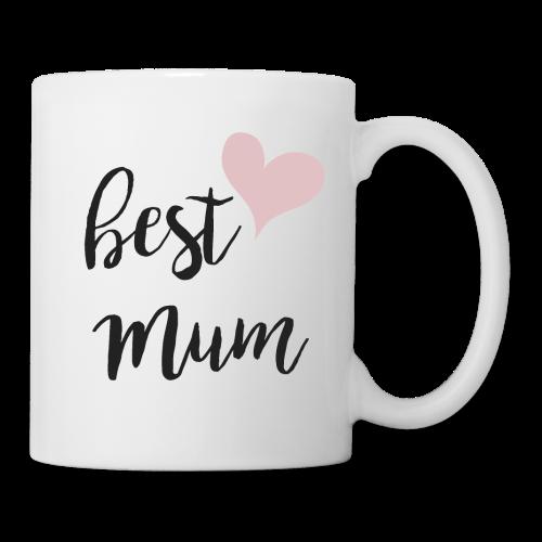 best mum - Tasse