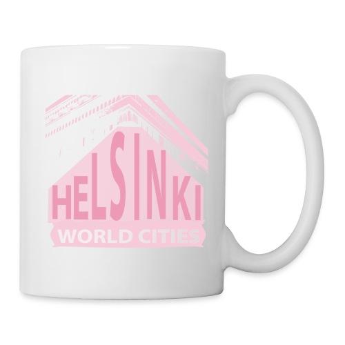 Helsinki light pink - Mug