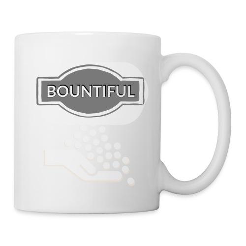 Bontiul gray white - Mug