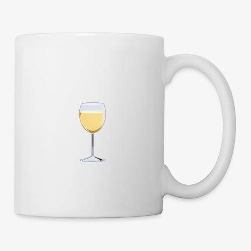 Yksin Viinillä Kissa - Muki