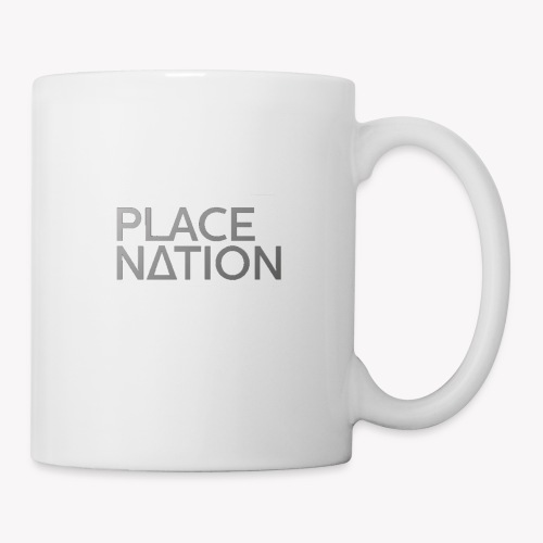 Place Nation Official logo - Mug