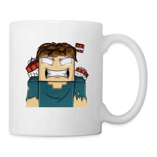 herobrinetntshirt - Mug