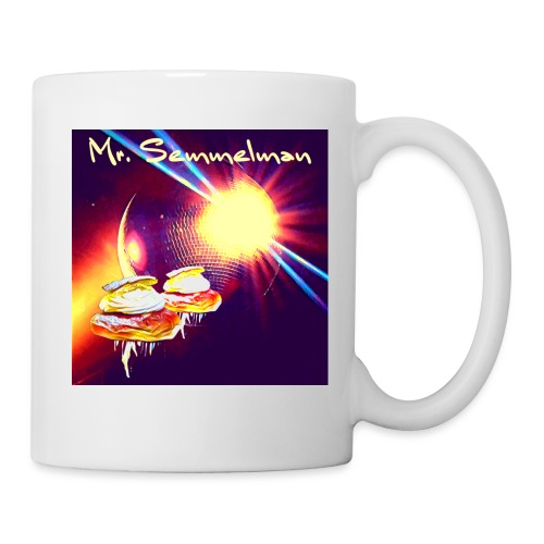 Mr Semmelman Space - Mugg