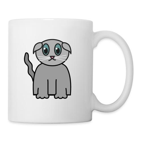 Süßes Kätzchen - Tasse