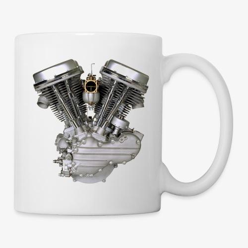 Panhead - Mug blanc