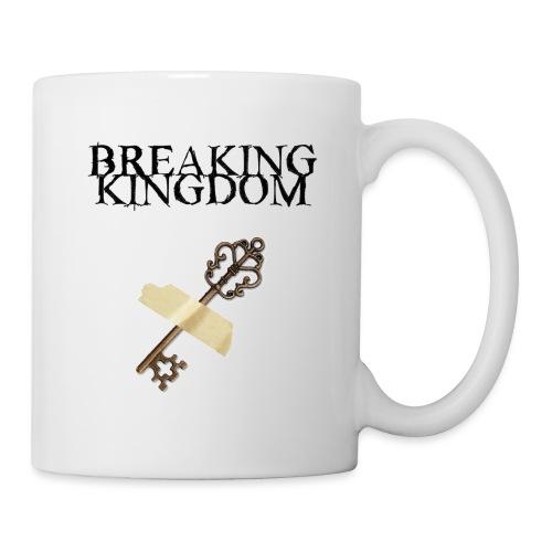 BK-Weißes-Design - Tasse