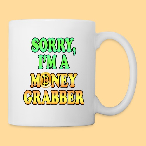Money Grabber - Tazza