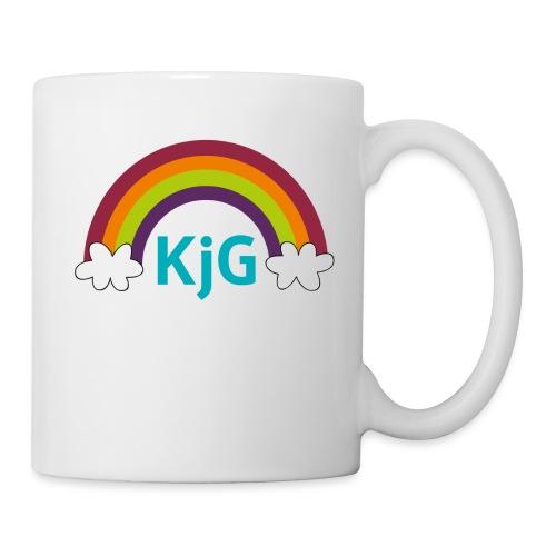 Regenbogen - Tasse