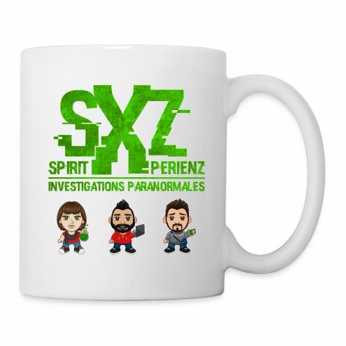 Team SXZ Chibis S3 - Mug blanc