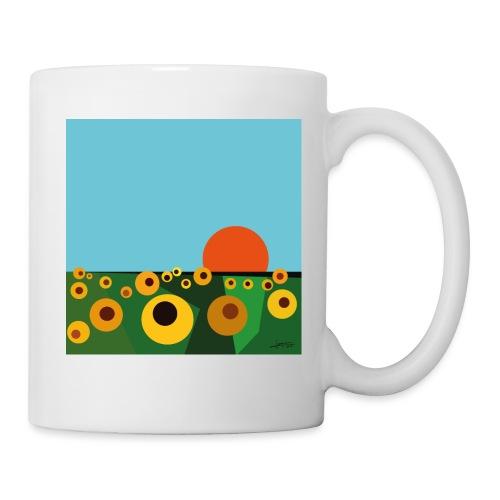 Sunflower - Mug
