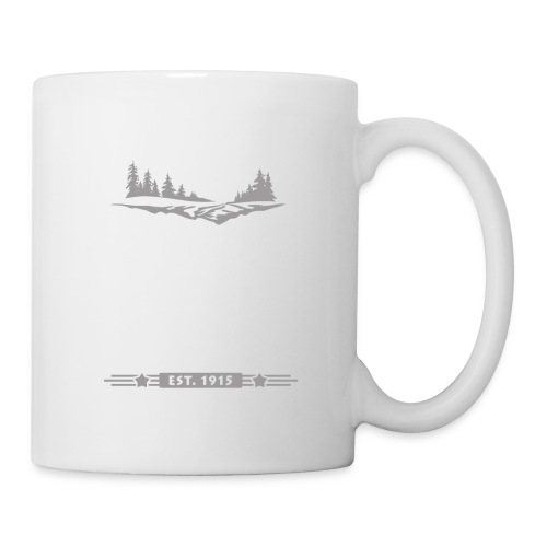 Rocky Mountain Nationalpark Berg Bison Grizzly Bär - Mug