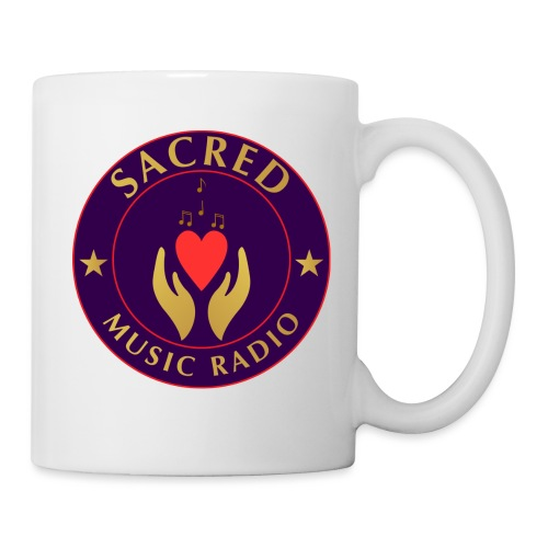 Spread Peace Through Music - Mug