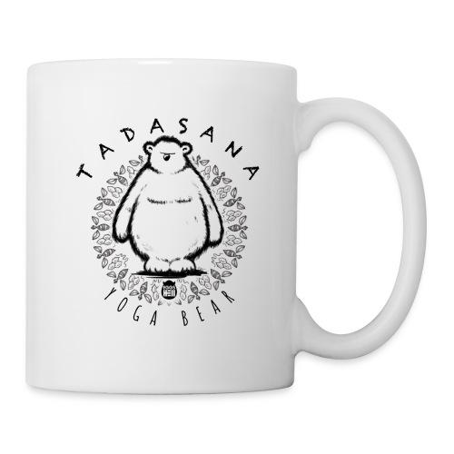 Tadasana by Yoga Bear - Mug