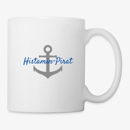 Histamin-Pirat mit Anker | Histaminintoleranz - Tasse