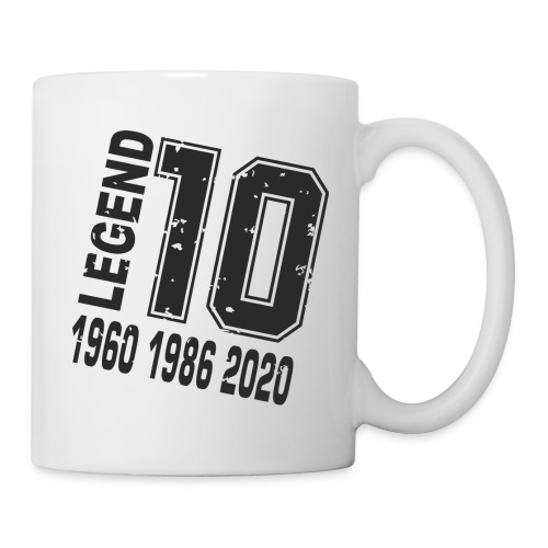 Legend 10 - Taza