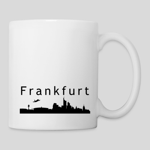 Frankfurt M Skyline - Tasse