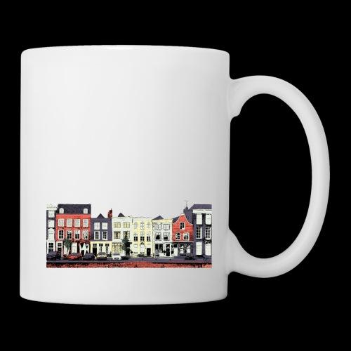 Pretty Dutch town houses - Mug