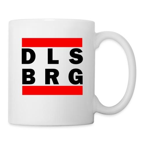 DLSBRG transparent schwarz png - Tasse