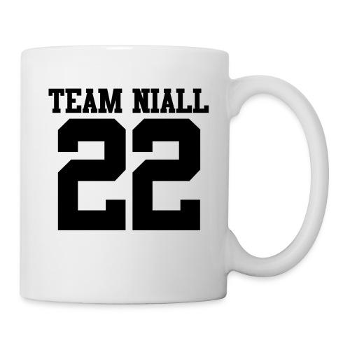 22 Black png - Mug