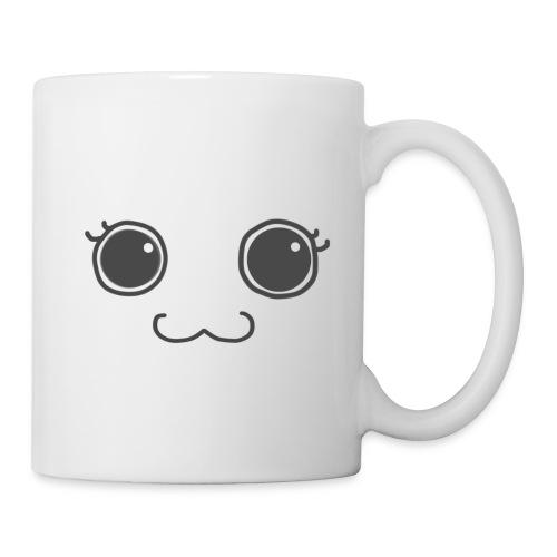 Coquekawaii png - Mug blanc