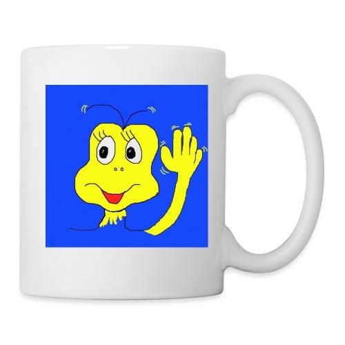 Lätzchen Funny - Tasse