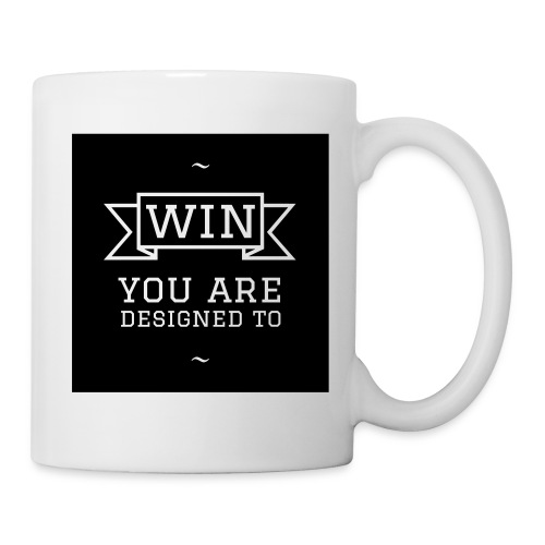 DesignedWinner - Tasse