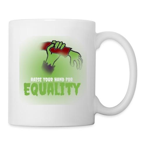Raise Your Hand - Mug