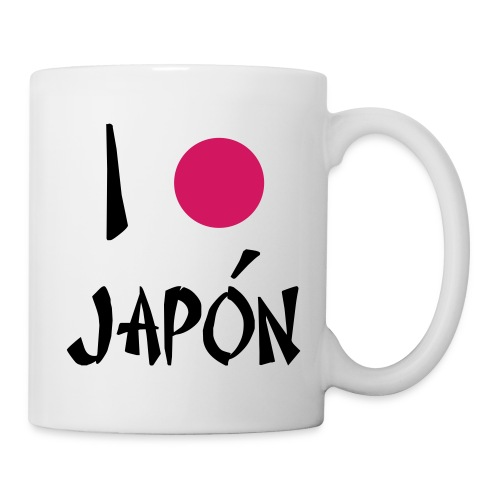 I love japon - Taza