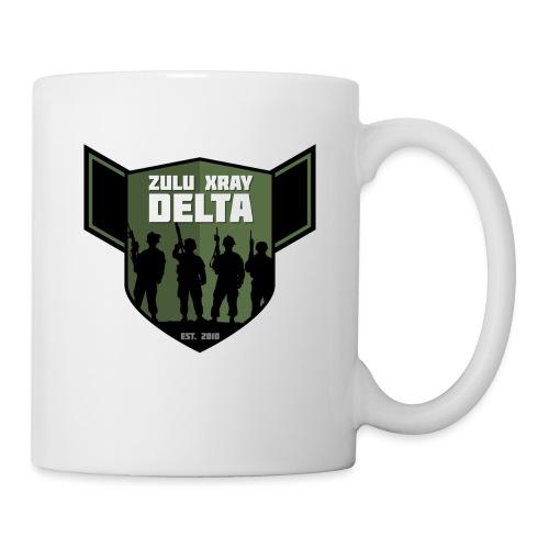 Zulu X-Ray Delta Logo - Mug