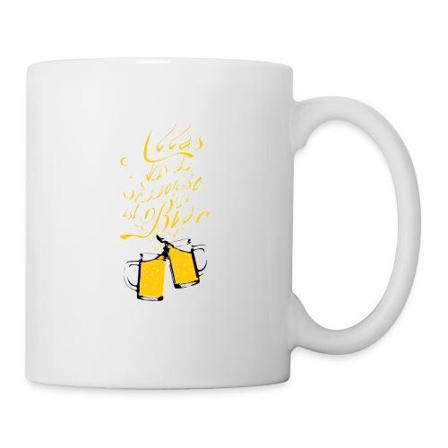 Du brauchst Bier! - Tasse