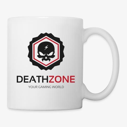 DeathZone Logo Avatar - Kubek