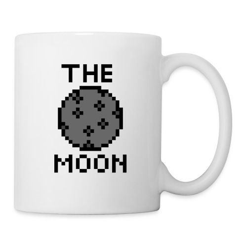 The Moon - Tasse