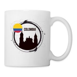 Kolumbien T-Shirt - Tasse