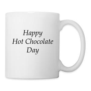Hot Chocolate mug - Mok