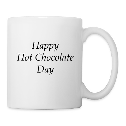 Hot Chocolate mug - Mok