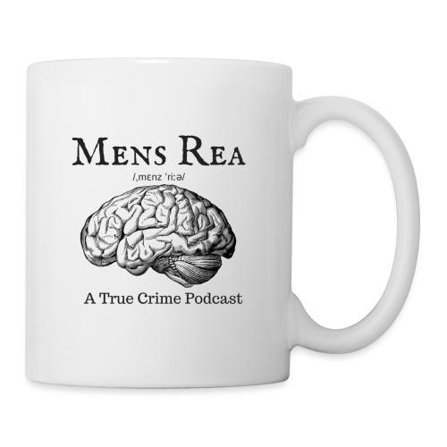 Guilty Mind Mens rea Logo - Mug