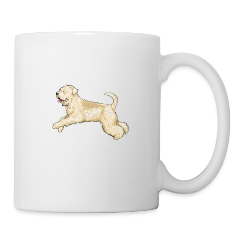 Wheaten Terrier Diamonds 4 - Mug