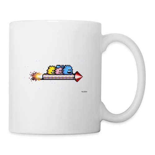 Raketenritt - Tasse