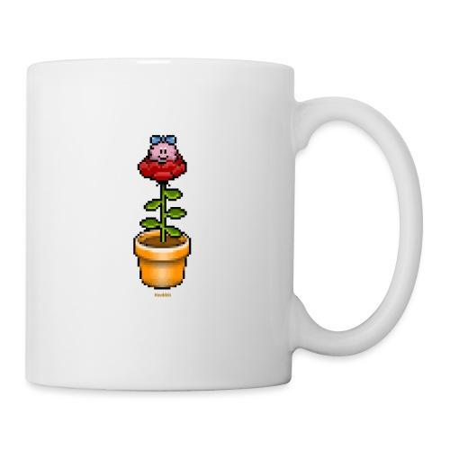 Rosentopf - Tasse