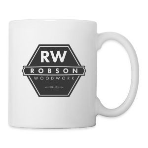 RW logo flat transparent original - Mug