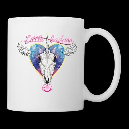 Little badass - Mug blanc