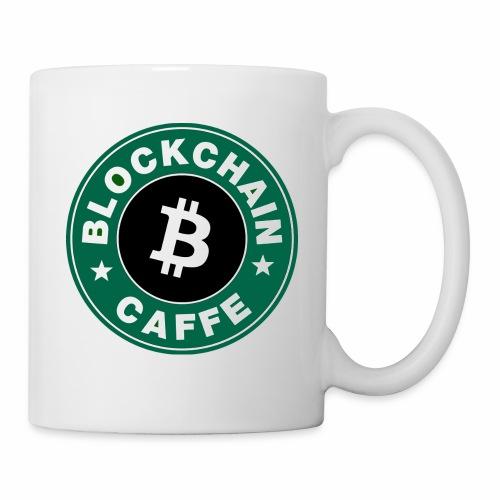 BlockChain Caffè Logo - Tazza