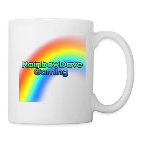 RainbowDave Gaming Logo - Mug