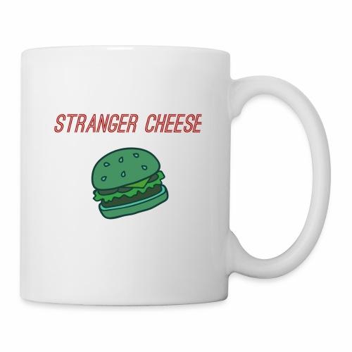 Stranger Cheese - Mug blanc