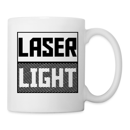 laser light design - Mug