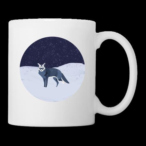 Blue fox - Muki
