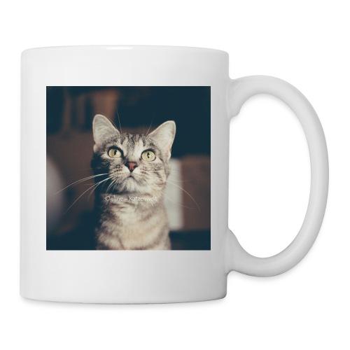 Hauskatzen Blick - Tasse