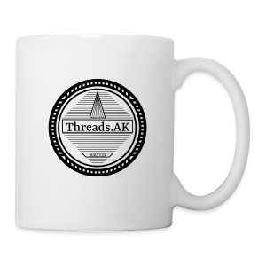 Circlular Threads.AK Logo - Mug